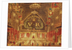The banquet given for Queen Victoria at the Guildhall, London by Anonymous