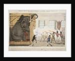 Destruction of the noble elephant sat Mr Cross's Exeter Change by