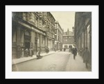 East end of Jewin Street, London by Anonymous