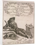 Title page to Cries of London, (c1688?) by Anonymous