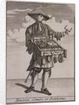 Knives, Combs, or Inkhorns, Cries of London, (c1688?) by