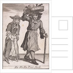 Ha Ha Ha Poor Jack, Cries of London, (c1688?) by Anonymous