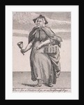 Who's for a Mutton Pye, or a Christmas Pye, Cries of London, (c1688?) by Anonymous