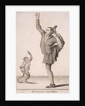 Who rewards the Posture Masters, Cries of London, (c1688?) by Anonymous