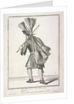 Old Shooes for Some Broomes, Cries of London, (c1688?) by Anonymous