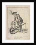 Knives or Cisers to Grinde, Cries of London, (1688?) by Anonymous