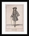 The Squire of Alsatia, Cries of London, (1688?) by