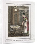 Baking or Boiling Apples, Cries of London by Anonymous