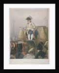 Mayfair coachman, London by J Harris
