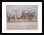 Steam coach at Hyde Park Corner, London by