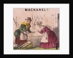 Mackarel!, Cries of London by TH Jones