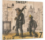Sweep!, Cries of London by TH Jones
