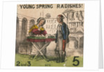 Young Spring Radishes!, Cries of London by TH Jones