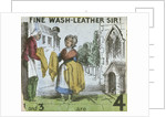 Fine Wash-leather Sir!, Cries of London by TH Jones