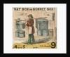 Hat Box or Bonnet Box!, Cries of London by TH Jones