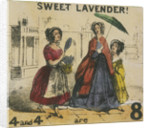 Sweet Lavender!, London, c1840, Cries of London by TH Jones