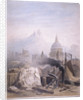 Montage of images with St Pauls by Jules Louis Arnout