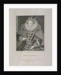 Queen Elizabeth I with an ermine by TA Dean