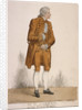 The actor William Farren as Sir Peter Teazle by Richard Dighton