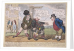 Results of the northern excursion by George Cruikshank