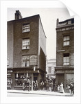Phil's Buildings, Houndsditch, London by Anonymous