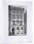 Union Assurance office, Cornhill, London by