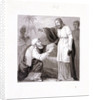 Christ and the Rich Man with the Dying Son by Henry Corbould