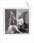 Christ with Martha and Mary by Henry Corbould
