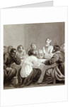 The Last Supper by Henry Corbould