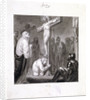 The Crucifixion by Henry Corbould