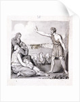 St John the Baptist preaching by Corbould Family