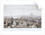 Disembarkation of the Expedition to Kertch at Kamish Bournou by E Walker