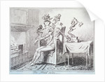 The head ache by George Cruikshank