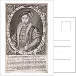 Edward VI, King of England by S Passaeus