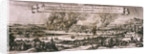 Dutch fleet sailing up the Medway River to bombard Chatham and Rochester in 1667 by