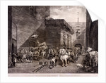 The Hour Glass Brewery on Upper Thames Street, London by