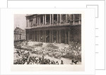 St Paul's Cathedral during the Diamond Jubilee thanksgiving service for Queen Victoria, June 1897 by Anonymous