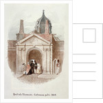 British Museum, entrance gate by James Findlay
