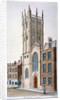 St Alban's Church, Wood Street, London by Valentine Davis