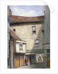Bell Tavern, Addle Hill, London by JT Wilson
