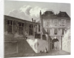 Shaftesbury House, Aldersgate Street, London by Anonymous