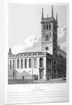 All Hallows Church, Bread Street, London by Joseph Skelton