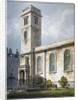 All Hallows Church, Lombard Street, London by