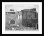 Part of the ruins of St Bartholomew's Priory, Smithfield, City of London by Anonymous