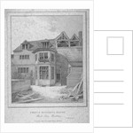 Prince Rupert's House, Beech Street, City of London by Anonymous