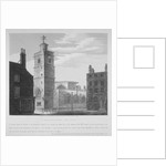 Church of St Bartholomew-the-Less, City of London by S Jenkins