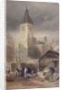 Demolition of the Church of St Benet Fink, City of London by John Wykeham Archer