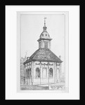 Church of St Benet Paul's Wharf, City of London by W Niven