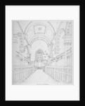 St Bride's Church, Fleet Street, City of London by Valentine Davis