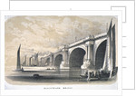 View of Blackfriars Bridge looking south, London by
